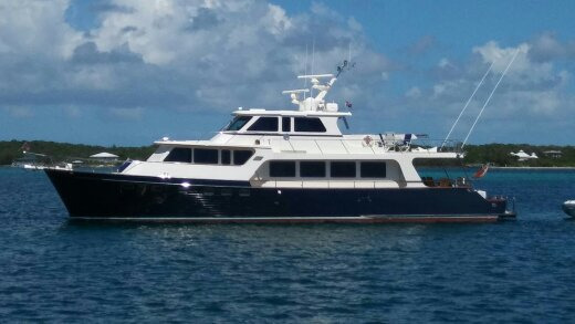 Marlow Explorer Yacht Fish