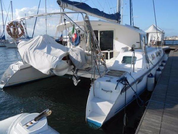 Custom Go Catamaran Aventura 36 aventura 36