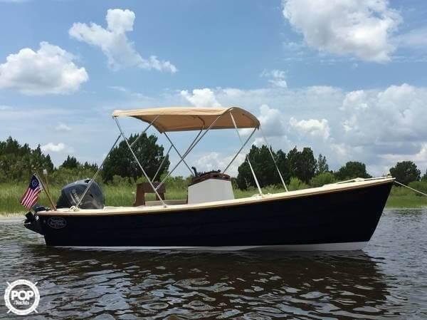 Nantucket Boat Works Skiff 17 2015 Nantucket Boat Works Nantucket Skiff 17 for sale in Jacksonville, FL