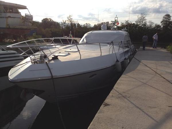 Rizzardi CR 73 HT Rizzardi CR 73 HT Timone Yachts Dealer