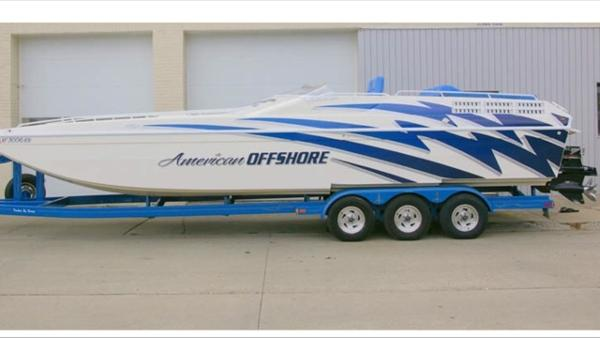 American Offshore 3100