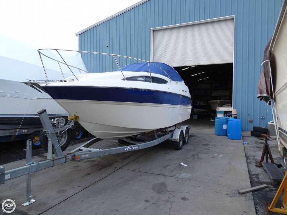 Bayliner Ciera 2455 2004 Bayliner Ciera 2455 for sale in Mckeesport, PA