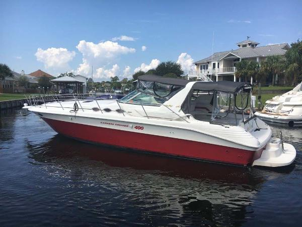 Sea Ray Express Cruiser Profile