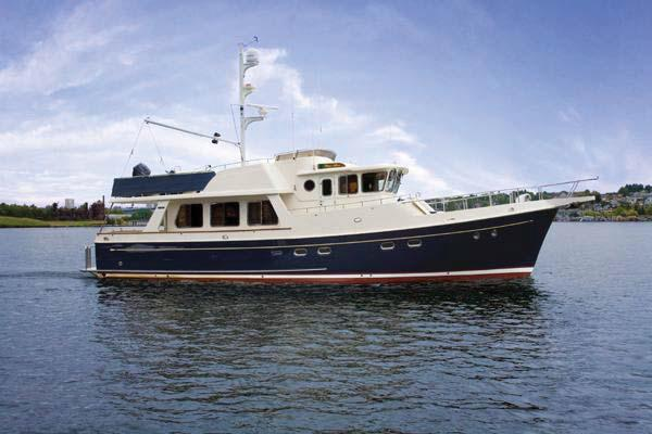 Selene 53 Ocean Trawler Grey Squirrel Profile