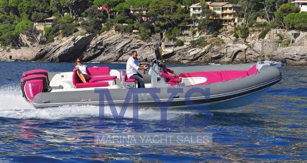BWA Nautica 28 GT 1 - GT 2 SPORT BWA 28 GT 1 (1)