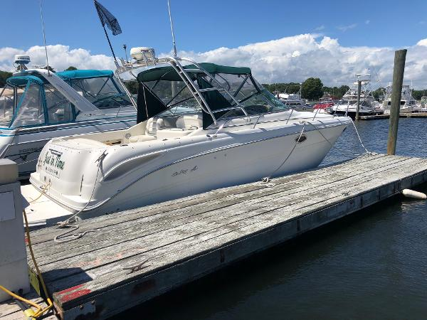 Sea Ray 290 Amberjack Port