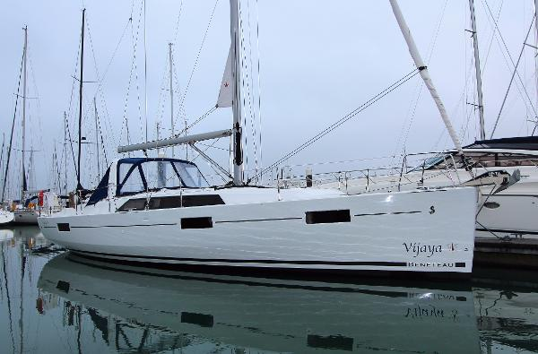 Beneteau Oceanis 41.1 2017 Beneteau 41.1 with Boat sales International