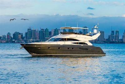 Viking Princess Motor Yacht