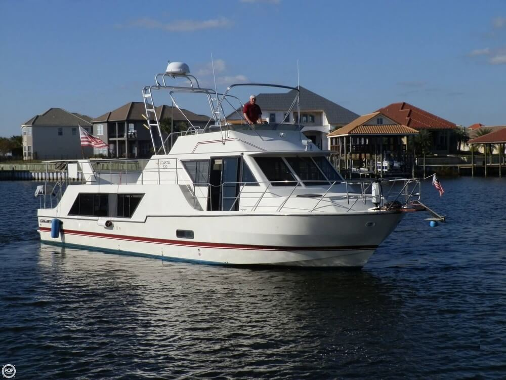 Harbor Master 52 Coastal 520 1988 Harbor Master 52 Coastal 520 for sale in Slidell, LA