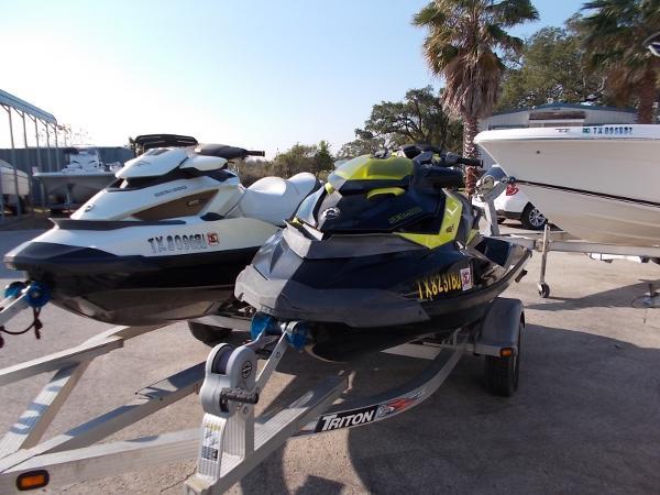 Sea-Doo RXP 260 & GTX 260