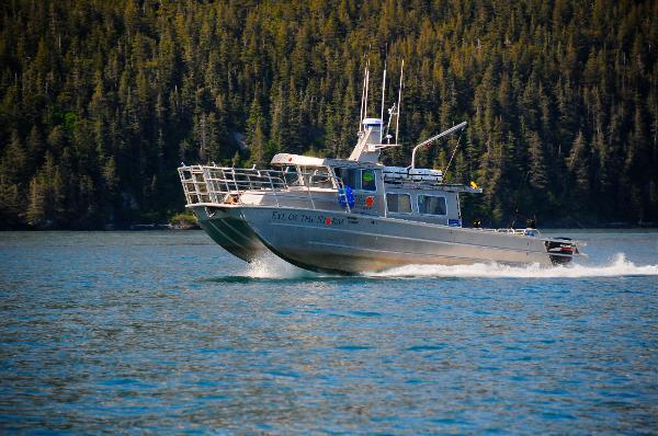 Custom Aluminum Hickman Sea Sled