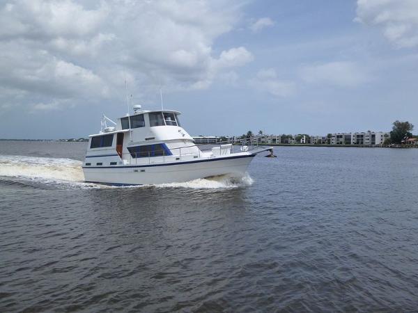 Gulfstar Motor Cruiser