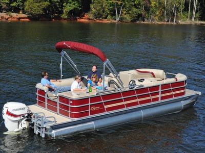 Encore Boat Builders Bentley Party Cruise 250/253
