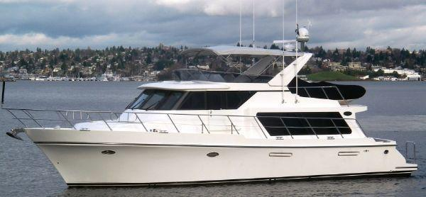 Symbol Pilothouse - 51'