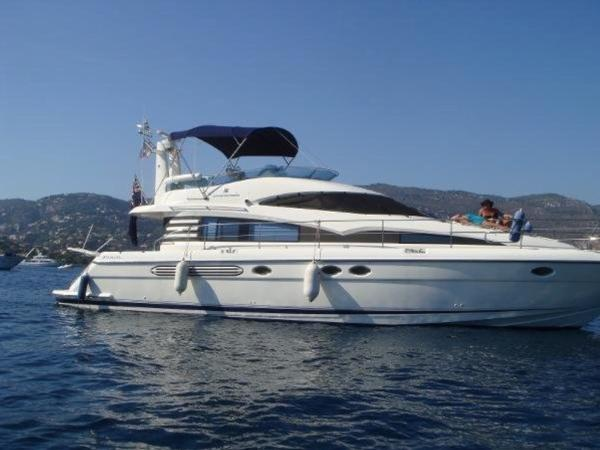 Fairline Squadron 52 Fairline 52