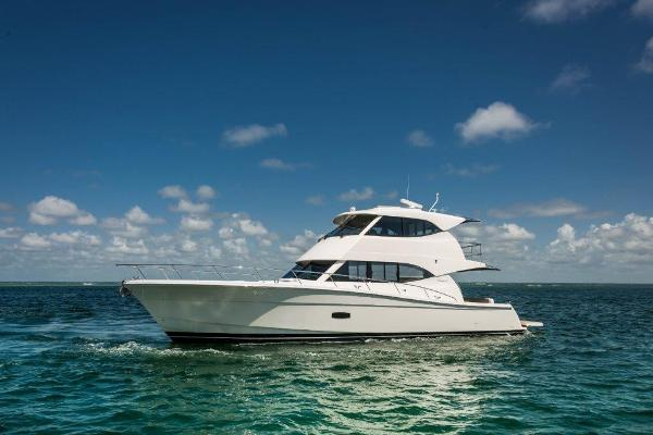 Maritimo M54 Port Profile