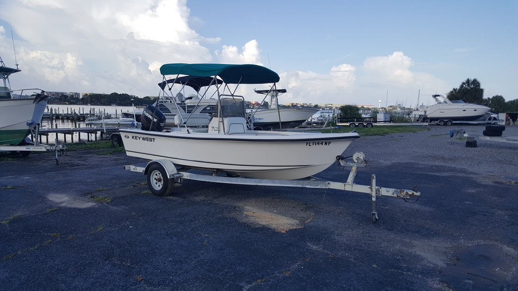 Key West Boats, Inc. 1720 CC