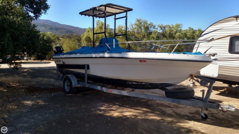Invader Reef Runner V191 1995 Invader 19 for sale in Santa Barbara, CA