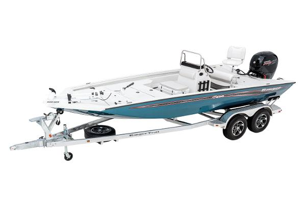 Ranger RB 200 Fisherman w/ set-back Manufacturer Provided Image