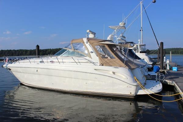 Sea Ray 380 Sundancer