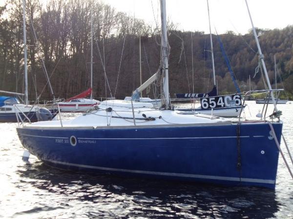 Beneteau First 211 Beneteau First 211 - Blue Panda