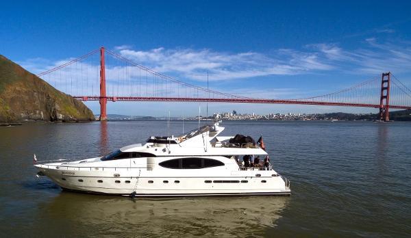 Monte Fino Motor Yacht