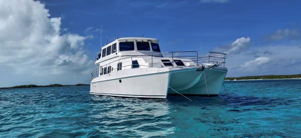 Endeavour Catamaran 48