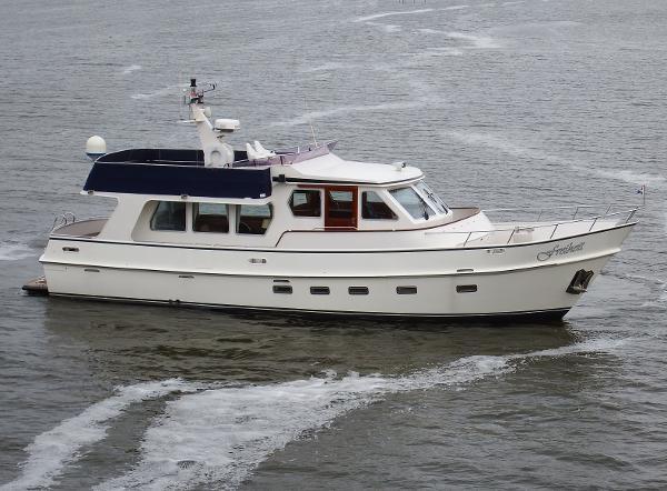Trawler Volker 50