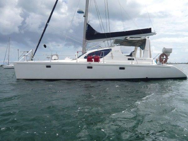 Maxim Yachts Voyage 380
