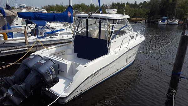 Seaswirl Striper 2901 Walkaround O/B