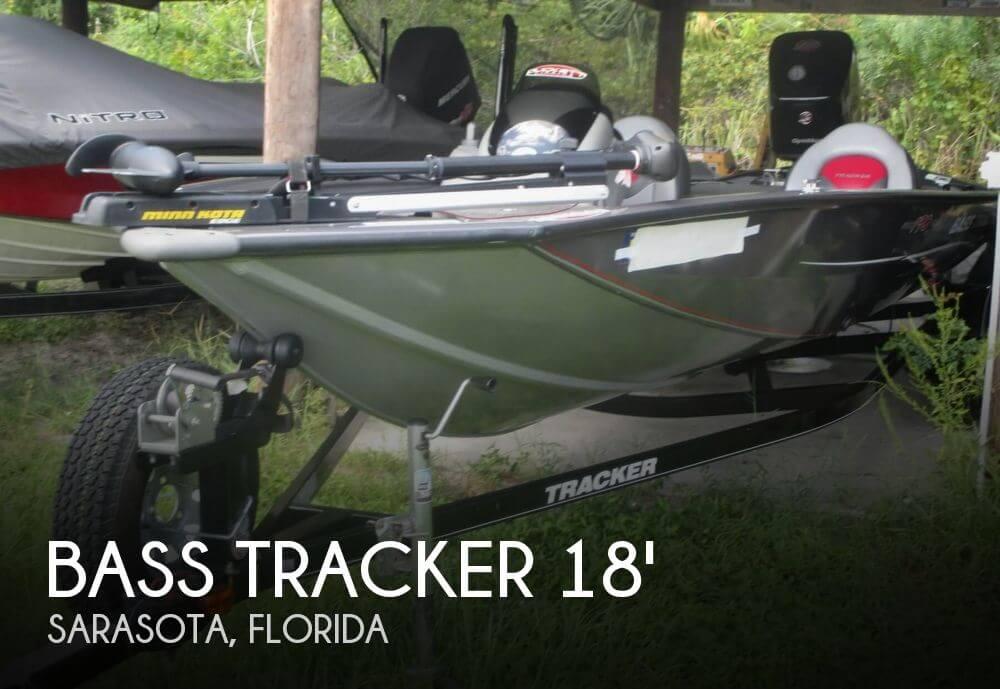 Bass Tracker Pro 190 Team TX 2014 Bass Tracker Pro 190 Team TX for sale in Sarasota, FL