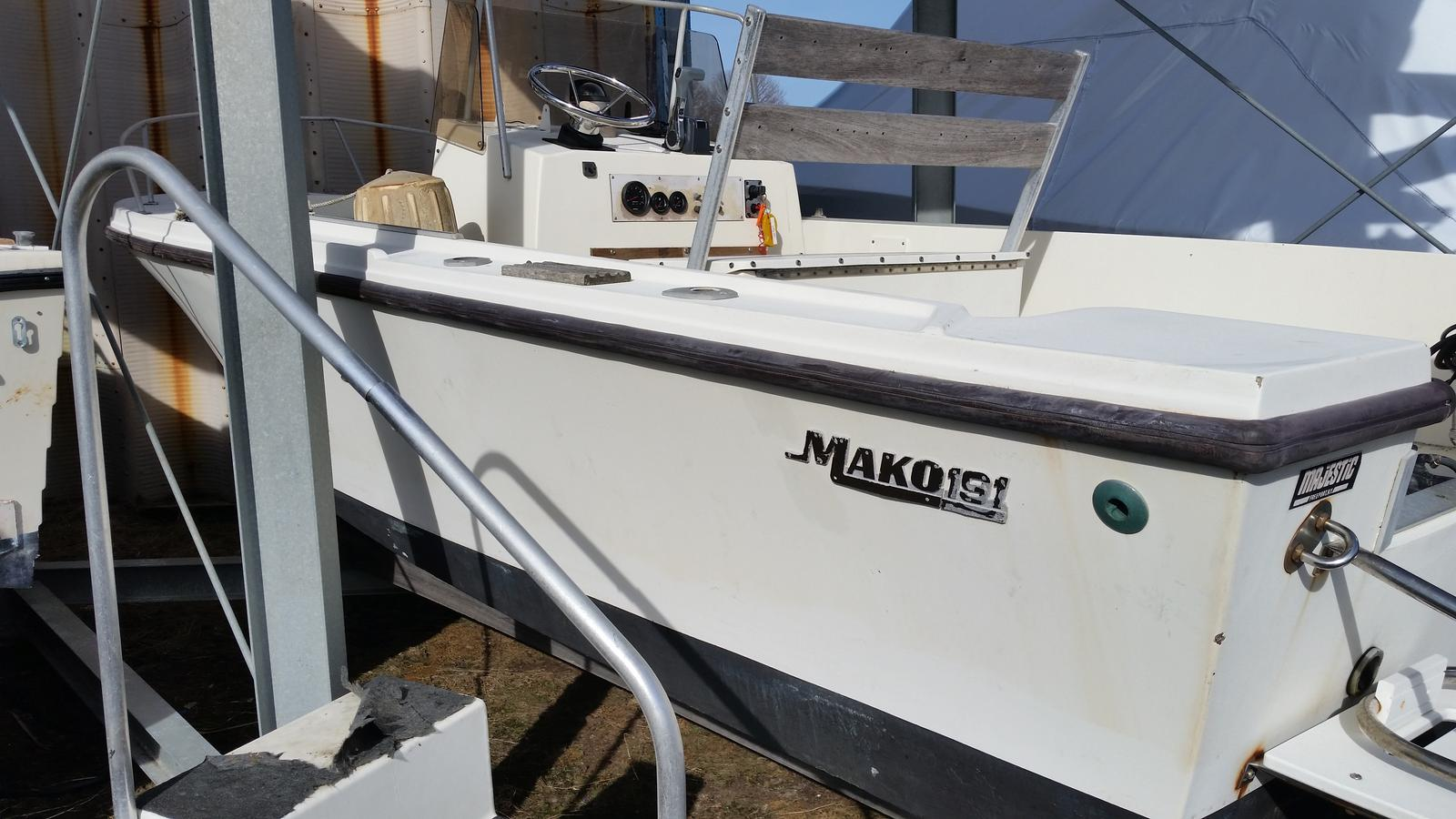 Used mako boats for sale page 10 of 13 for Moriches boat and motor