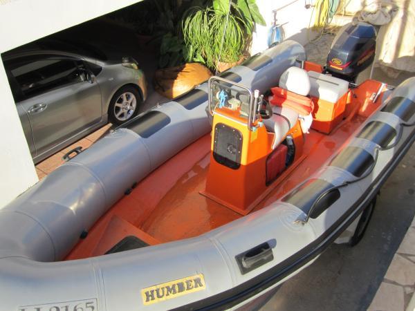 Humber Orca 5.30