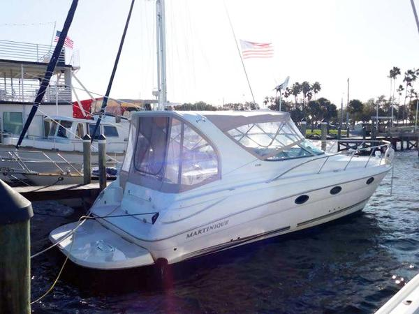 Four Winns 3300 Martinique Main Profile