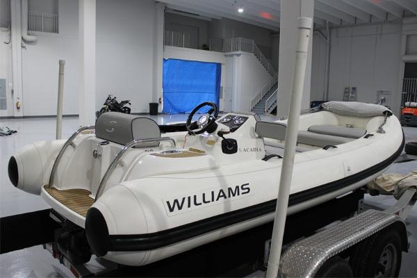 Williams Jet Tenders 445 Turbojet 2016 Williams Jet Tender