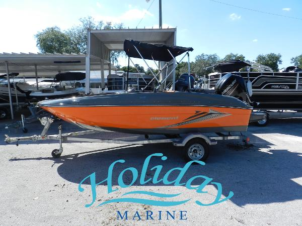 Bayliner Element 160 Orange