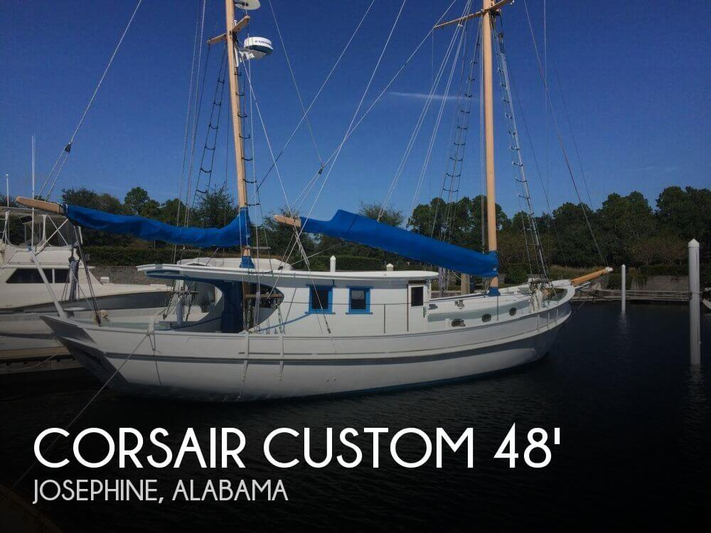Corsair Marine 48 BREEZE 1997 Corsair Custom 48 BREEZE for sale in Josephine, AL