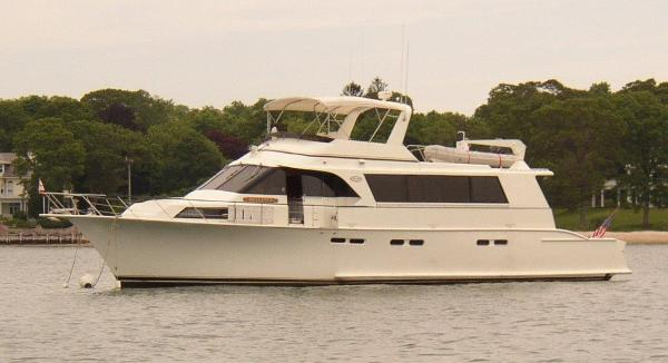 Ocean Cockpit Motor Yacht