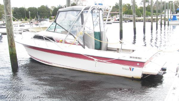 Wellcraft Sportsman 250
