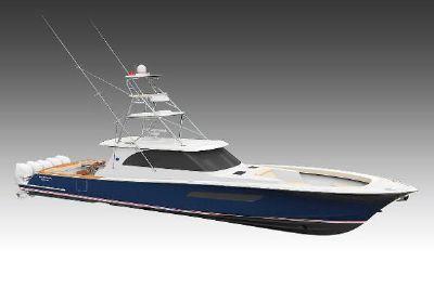 Gulf Stream Yachts 66 Manufacturer Provided Image