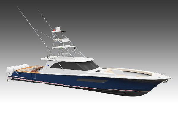 Gulf Stream Yachts 66