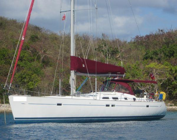 Beneteau Oceanis 473 - PHOTOS MAR 2016!