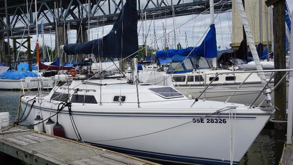 Catalina 28 MkI