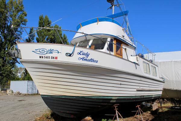 Camano Ledford Trawler
