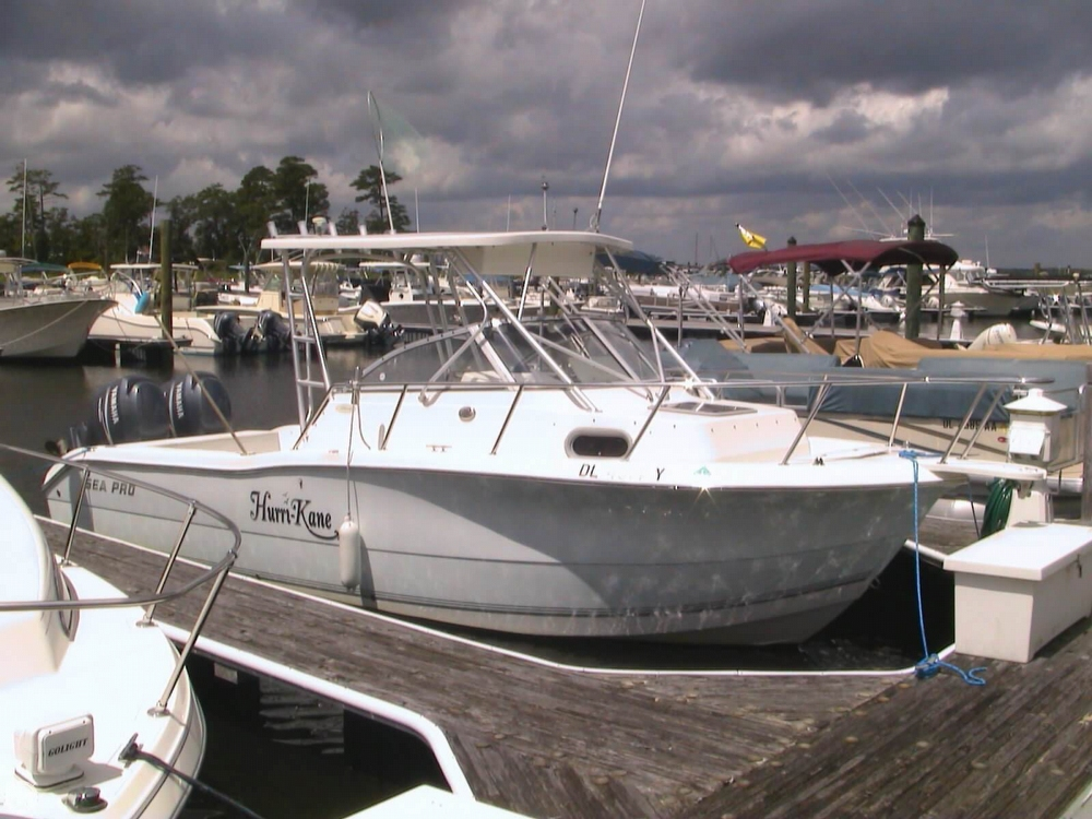 Sea Pro 255 Walkaround 2004 Sea Pro 255 WA for sale in Dagsboro, DE