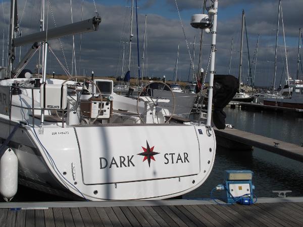 Bavaria Cruiser 45 Stern