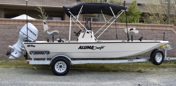 Alumacraft 18 Bay