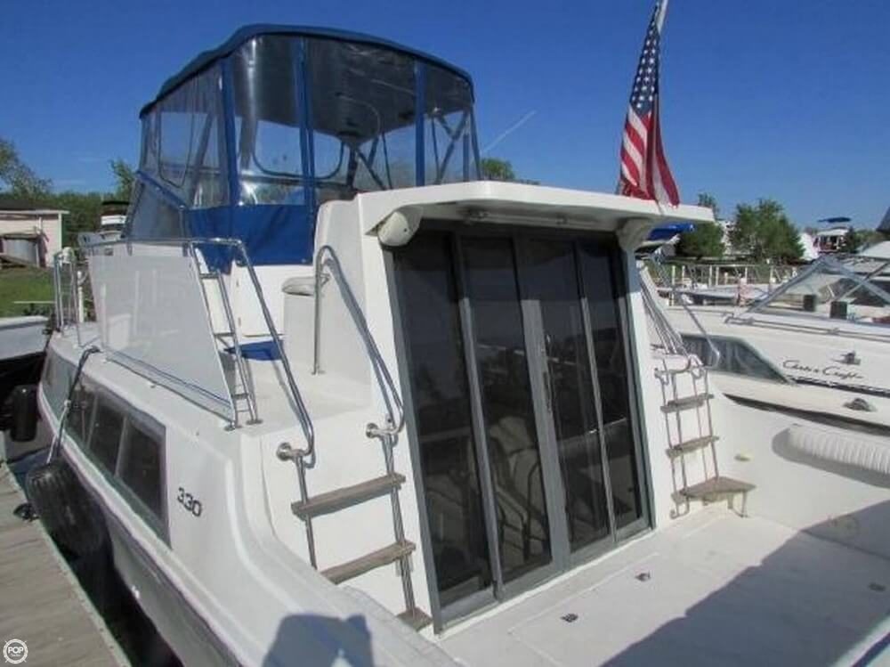 Carver 330 Mariner 1995 Carver 330 Mariner for sale in Chicago, IL