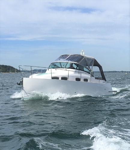 English Harbour 29 Offshore
