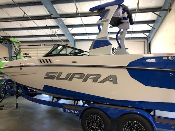Supra SA Captain Blue/White
